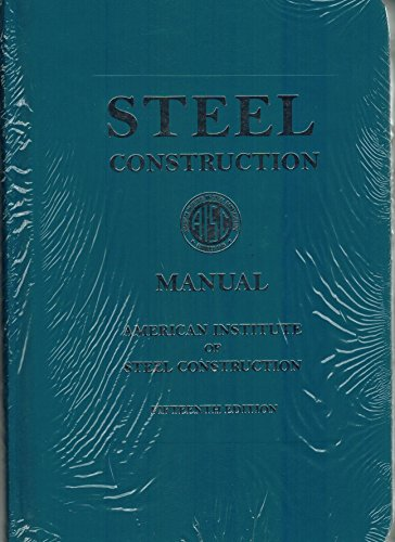 Steel Construction Manual by AMERICAN INSTITUTE OF PHYSICS / SPRINGER