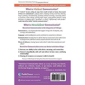 Nonviolent Communication — A Language of Life (Nonviolent Communication Guides) Paperback – 1 Sept. 2015