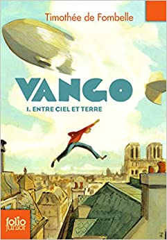Book Vango 1/Entre ciel et terre