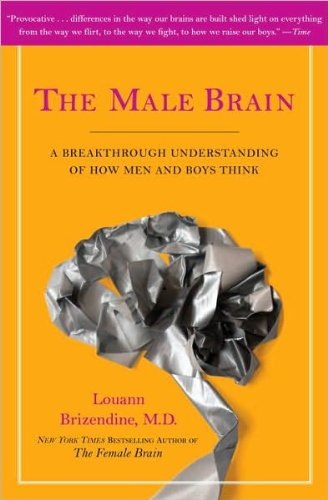 by Louann Brizendine M.D. The Male Brain(text only)[Paperback]2011