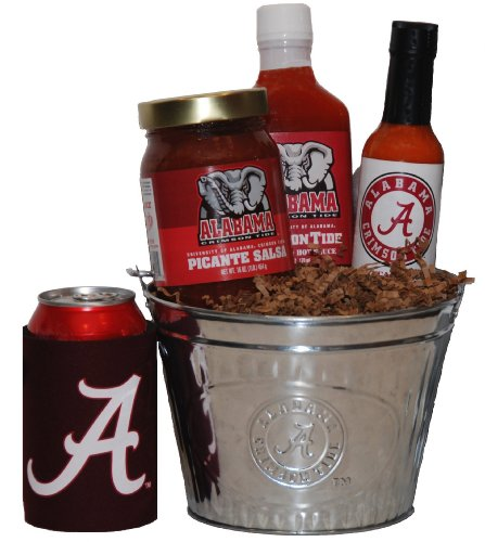 The University of Alabama Tailgate Grilling Gift Basket - Small