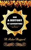 Image of She: A History of Adventure: By H. Rider Haggard - Illustrated
