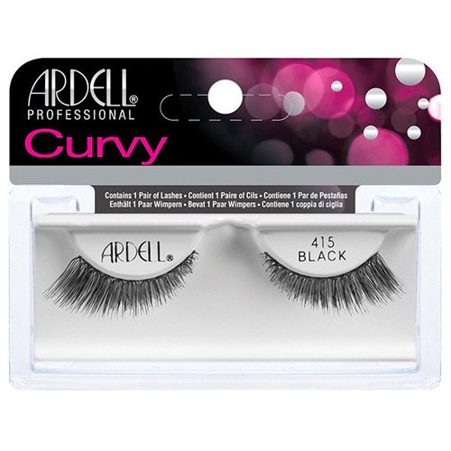 ((3 Pack) ARDELL Lashes Curvy Collection - Black 415)