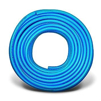 De Super Nobelair Soft Tricoflex Manguera Manguera compresor aire comprimido PVC Azul, 6, 3 x 2, 35 mm 50 m: Amazon.es: Jardín