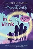 img - for By RH Disney In a Blink/The Space Between: Books 1 & 2 (Disney: The Never Girls) (A Stepping Stone Book(TM)) [Paperback] book / textbook / text book