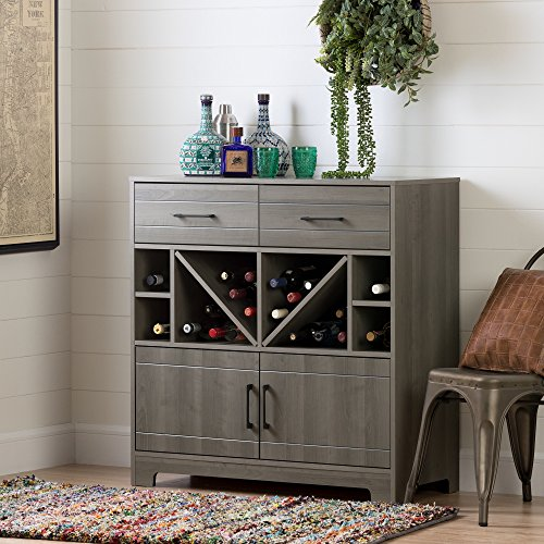 Gray Wine Storage - 4
