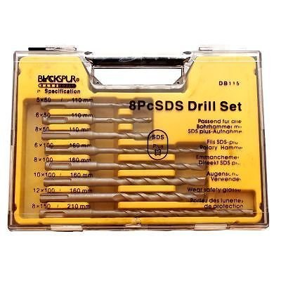 Blackspur BB-DB115 SDS Drill Set