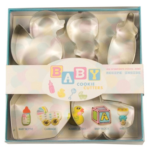 baby shower cookie cutters - 3