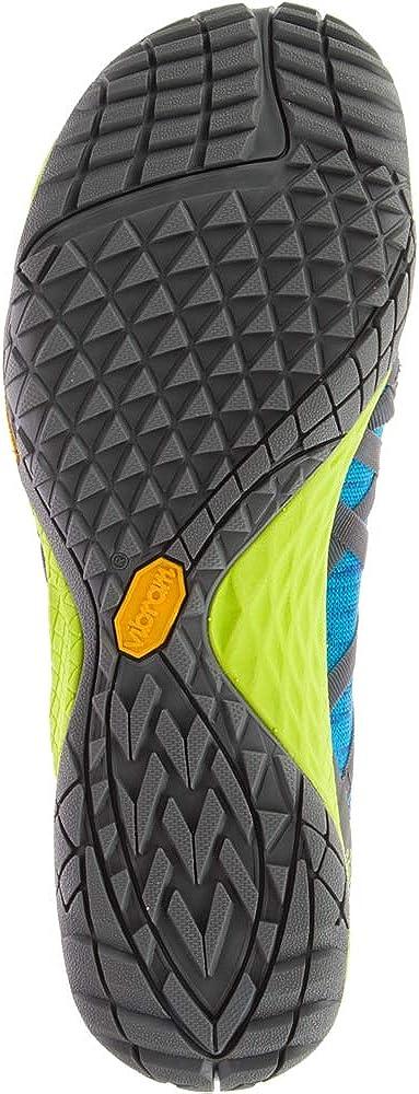 Merrell Mens Trail Glove 4 Knit Sneaker
