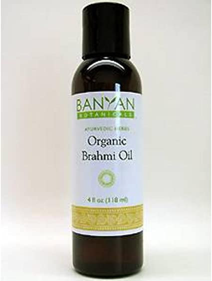 Banyan Botanicals Brahmi Oil Sesame Organic 4 Oz Amazon Ca Health Personal Care