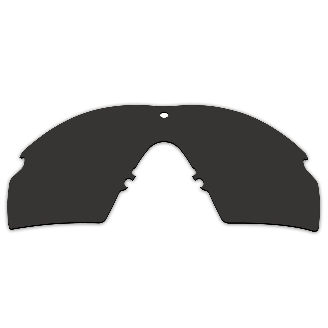 37a1f2b4ca Amazon.com   ACOMPATIBLE Replacement Lenses for Oakley Industrial M Frame  2.0 (2016 Year) Sunglasses OO9213 (Black - Polarized)   Sports   Outdoors