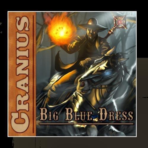 cranius big blue dress - 3