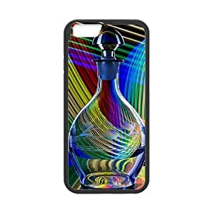 Rainbow Light DIY Phone Case for iPhone6 4.7