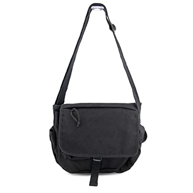 Amazon.com  Urban Explorer Canvas Shoulder Bag  Clothing 8e261714885
