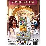 Rio Grande Games Concordia: Aegyptus and Creta Board Games,
