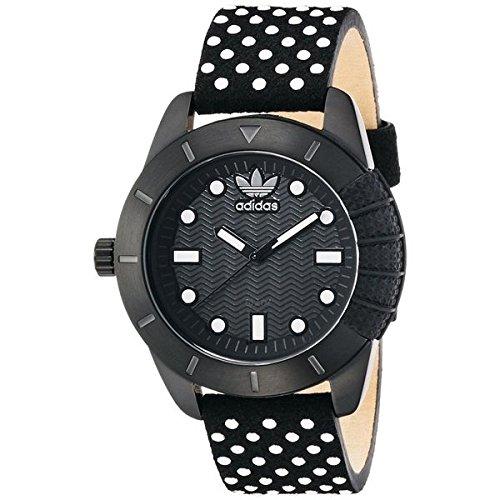 9413ab36e591 adidas Reloj Analógico para Mujer de Cuarzo con Correa en Cuero ADH3053   Amazon.es  Relojes