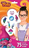 DreamWorks Trolls Temporary Tattoos 75 Ct.