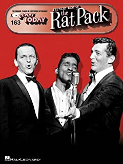 Dean martin songbook pianovocalguitar artist songbook dean very best of the rat pack e z play today volume 163 fandeluxe Choice Image