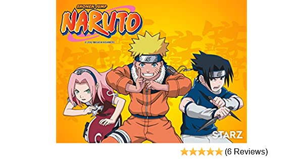 Amazon com: Watch Naruto | Prime Video