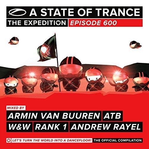 (State of Trance 600 by ARMIN & FRIEN VAN BUUREN (2013-04-09))