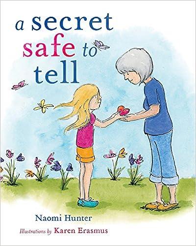 Book A Secret Safe to Tell