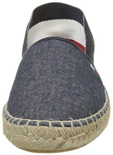 Donna Jeans rwb Espadrille Tj 020 Flat Flat Tommy Blu wXxAqq17