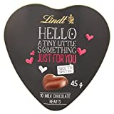 Lindt Hello Heart 10 Milk Chocolate Hearts - 45g