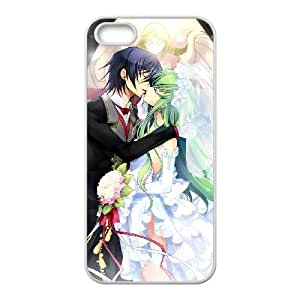 Code Geass iPhone 4 4s Cell Phone Case White present pp001_9772224