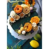 Cake Puzzle, Jigsaw Puzzles for Adults, Interesting Toys Game Toys Gifts Room Decoration, 300/500/1000/1500/2000/3000 Pieces (Size : 1000pieces)
