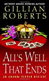 All's Well That Ends: An Amanda Pepper Mystery