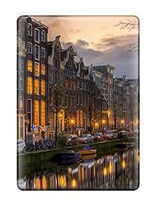 Best 5724518K56869191 Ipad Air City Print High Quality Tpu Gel Frame Case Cover