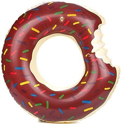 ... flotador hinchable para el verano, para adultos y niños, con bonito diseño, de 60 a 120 cm, divertido, para jugar, neumático inflable