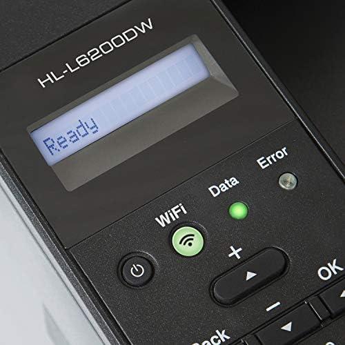 Brother HL-L6200DW Wireless Monochrome Laser Printer with Duplex Printing (Amazon Dash Replenishment Ready) 51WRqZ3HoWL