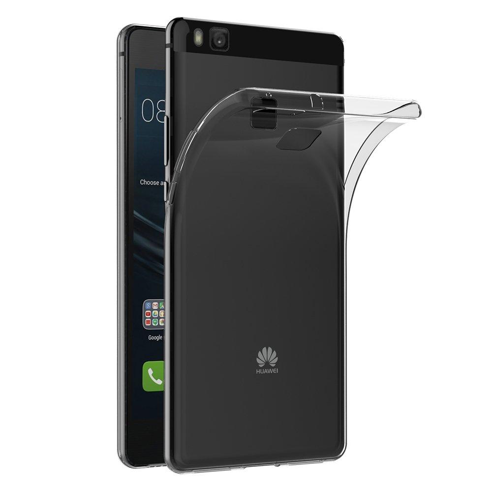 Funda Huawei P Lite AICEK Huawei P Lite Funda Transparente Gel Silicona
