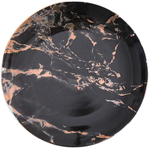 Xiuxiu - Plato de postre (cerámica), diseño de marmolado, cerámica ...