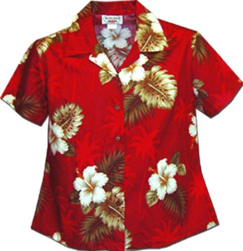 Ladies Aloha Shirt - 3