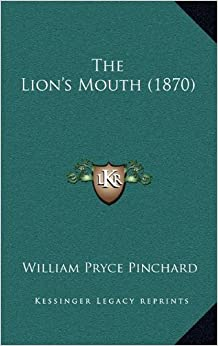 Book The Lion's Mouth (1870)