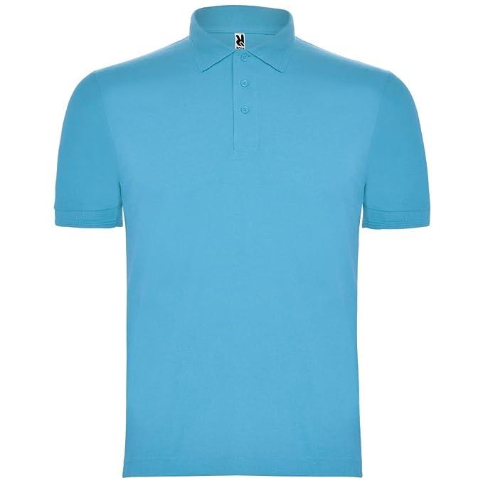 Dalim Polo Azul Claro para Hombre, Pegaso: Amazon.es: Ropa y ...