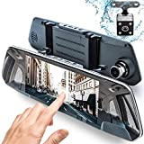 Rear View Mirror Dash Cam 1080P - 7' IPS Touch-Screen - Protect Your Comfort on a Road - by Dr.Smartec