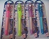 Dazzling Toys Invisible Ink Pen Built in UV Light Pack of 4 Magic Marker Spy Pen