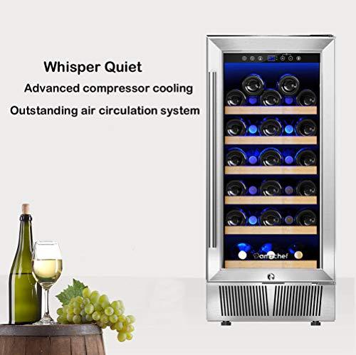 Buy rated wine fridge