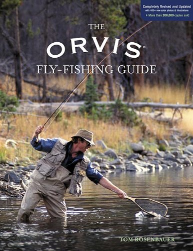 - Orvis Fly-fishing Guide Revised Edition