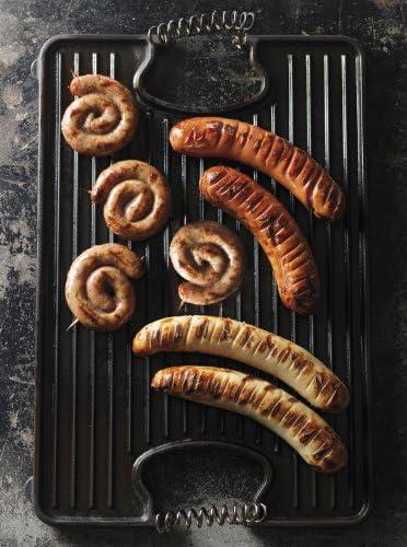 Outdoorchef Grill rectangulaire en Fonte Compatible avec Barbecue Venezia