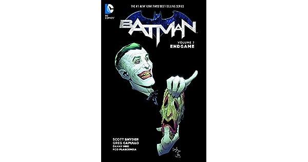 Batman vol 7 endgame the new 52 livros na amazon brasil batman vol 7 endgame the new 52 livros na amazon brasil 9781401256890 fandeluxe Choice Image