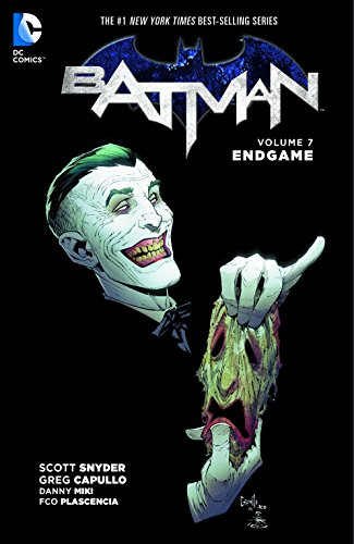 Batman Vol. 7: Endgame (The New 52) (Batman: the New 52!)]()