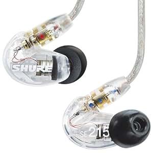 Shure SHSE215CL - Auriculares in-ear (reducción de ruido)