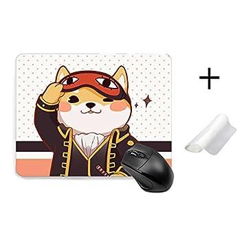 Amazon マウスパッド かわいい 犬 柴犬 土方 萌え おしゃれ 人気