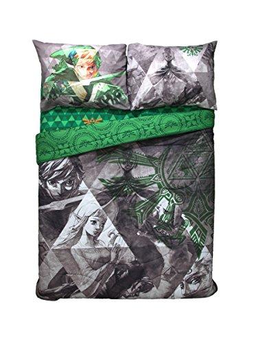 Legend Zelda Skyward Sword Comforter