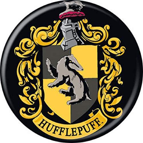 (Ata-Boy Harry Potter Hufflepuff House Crest 1.25