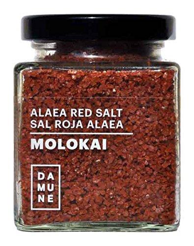 Sal Roja Alaea de Hawai / Molokai - 200g: Amazon.es: Alimentación y bebidas